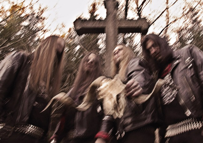 Deathcult band photo