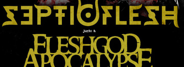 SEPTIC FLESH y FLESHGOD APOCALYPSE arrasarán Buenos Aires