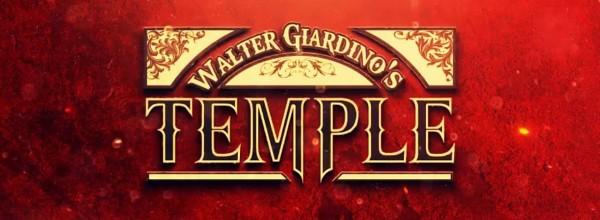 WALTER GIARDINO´s TEMPLE