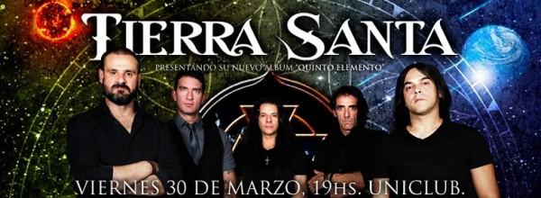 TIERRA SANTA nuevamente en Argentina