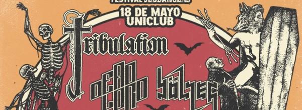 FESTIVAL JEDBANGERS: TRIBULATION, DEAD LORD Y BÖLZER JUNTOS EN ARGENTINA