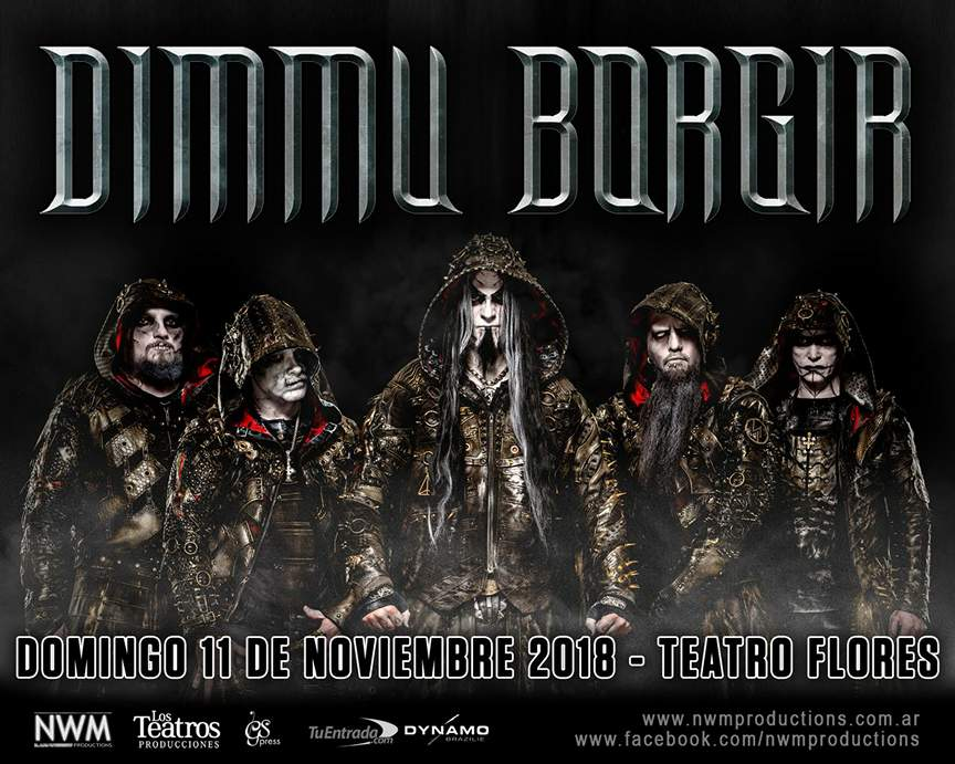 DIMMU BORGIR (1)